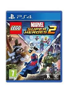 LEGO Marvel Superheroes 2 (PS4) £19.99 Base.com