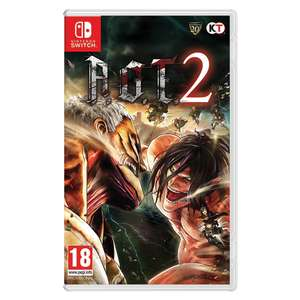 Attack on Titan 2 (Nintendo Switch) £24.99 Delivered @ Monster-Shop