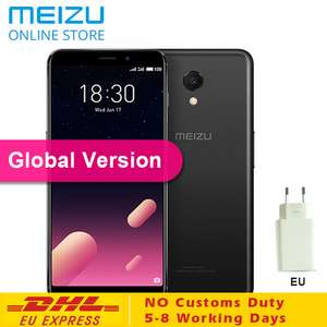 (£2.95 off with seller coupon) Official Global Version Meizu M6s 6S 3GB RAM 32gb £112.80 @ aliexpress meizu store
