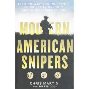 Modern American Snipers Chris Martin £2 @ The Works