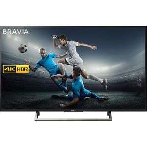 Sony Bravia KD55XE7002BU 4K HDR Smart TV (X-Reality PRO for Enhanced Clarity, Texture and Detail Picture Quality, 2017 Model) for £521.10 delivered using code @ AO Ebay