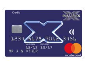 Halifax Clarity Travel Credit Card - £20 Halifax Cashback + Fee free card for spending abroad