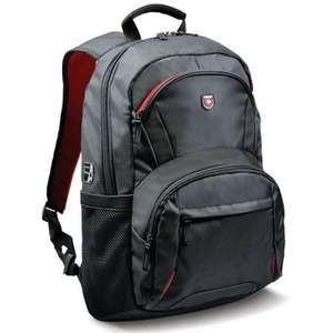 "Port Design Houston Backpack for 15.6"" Laptops in Black £22.92 delivered at Laptops Direct"
