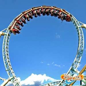 Thorpe Park - TWO Days in Park + Hotel Stay £39.50pp OR Shark Hotel + 2 Days tickets + Breakfast,  Fast Track, Parking and more from £54pp