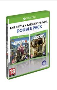 Far cry 4 and Far cry Primal £26.95 @ the game collection / Ebay