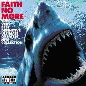Faith No More - ... Greatest Hits 2CD @ Amazon - £3.99 (+ £1.99 delivery if non-Prime or <£20)