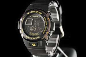Casio G-Shock Men's Watch G-7710-1ER  £45.36 @ Sold by Amazon.co.uk and Fulfilled by Amazon - Amazon prime exclusive