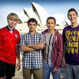 BOTH Inbetweeners Movies now FREE on 4 On Demand for the next 30 days