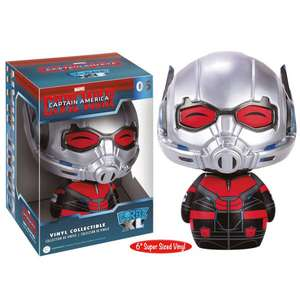 Marvel Captain America Civil War Ant-Man 6'' Dorbz Action Figure - £5.99 delivered (Applies at basket) @ Zavvi