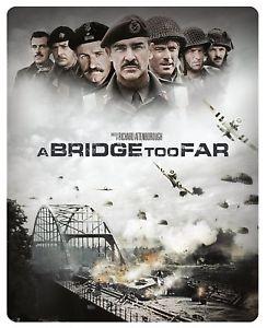 A Bridge Too Far Steelbook [Blu-ray] £4.99 delivered @ The Entertainment Store / Ebay