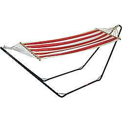 Garden hammock metal stand with hammock fabric £32.99 @ Tesco / Sold by Rinkit