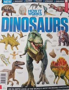 Free How it Works: Dinosaurs magazine PDF download