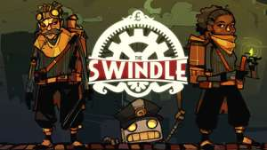 The Swindle @ £2.99 (-75%) - GoG (Win, Mac)