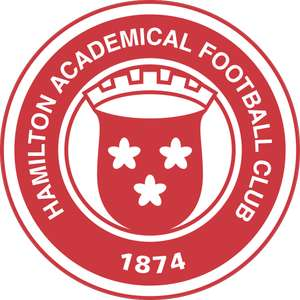 Hamilton v St Johnstone Tickets May 8th only £1 for under 18s and only £5 for adults