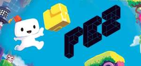 FEZ indie game on sale on Steam £1.39
