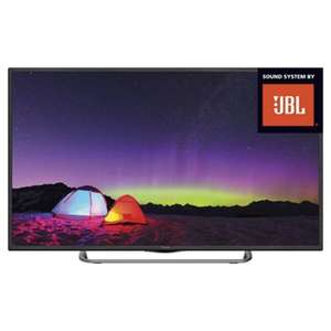 Technika 40inch 40G22B-FHD Full HD Slim LED TV with Freeview HD and JBL speakers  £209 @ Tesco
