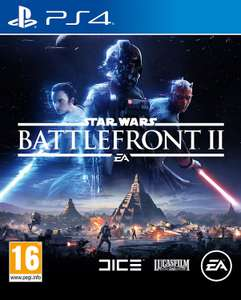 Star wars Battlefront 2 PS4 £20 at Amazon