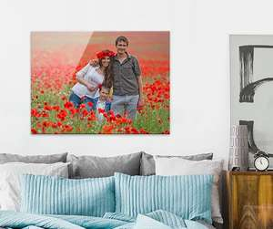 Get stylish wall decorations! Deal valid until Saturday - Acrylic Photo Prints High resolution crystal clear acrylic £30 + £5 shipping @ my-picture.co.uk