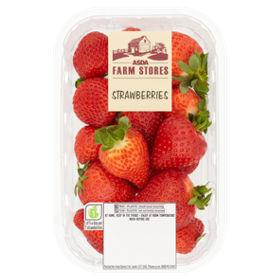 300g Asda Farm Stores Strawberries £1.09  @ asda (eqiv. to £3.63 / kg)