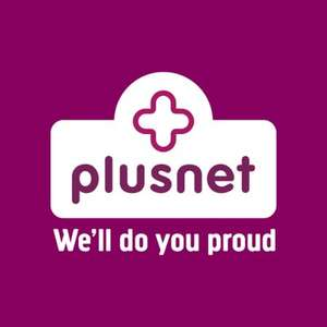 Plusnet Unlimited Fibre - 12 month contract - £23.99/12 month & £70 TCB. Effective £15.65pm (Advanced Rental) or £18.15pm - TCB exclusive
