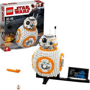 LEGO Star Wars 75187 BB-8 £49.49 @ Argos