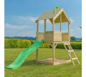 TP Wooden Multiplay Playhouse now £196.94 Delivered @ Argos
