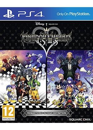 [PS4] Kingdom Hearts HD 1.5 and 2.5 Remix - £18.99 - Base