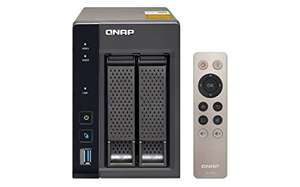 QNAP TS-253A 8gb Ram and 2TB WD RED NAS £403 @ Amazon.es