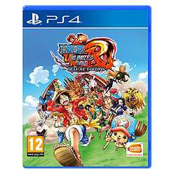 One Piece Unlimited World Red Deluxe (PS4) £14.85 Delivered @ Shopto via eBay