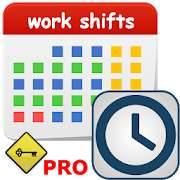 Free Android App : my work shifts PRO ( Google Play )