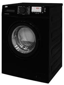 Beko WTG741M1B 7kg Load / 1400 Spin Washing Machine in Black was £286.98 now £196.98 Delivered at Very