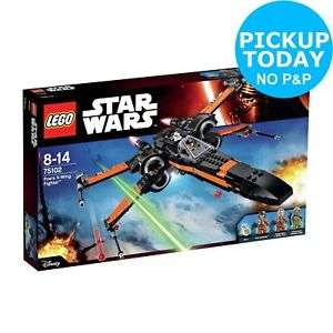 Star Wars Lego X Wing - £45.99 @ Argos / eBay