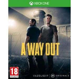 A Way Out (Xbox One) £18.90 Delivered @ AO eBay (With code)
