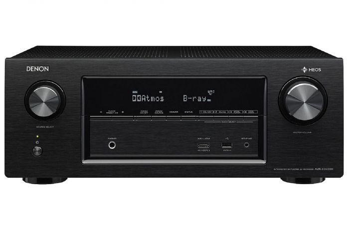 Denon AVRX2400 (Black) £299 @ Richer Sounds instore only