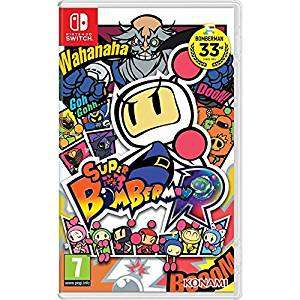 Super Bomberman R (Nintendo Switch) £27.85 Delivered @ Base
