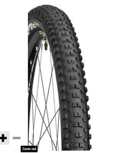 Mavic Tubeless 27.5 x 2.4 MTB Tyres only £9.99 @ CRC chain reaction (free P&P £12 spend)