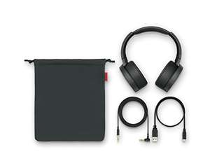 Sony MDR-XB950N1B Wireless Noise Cancelling Extrabass Headphones - Black £104 @ Amazon.de delivered