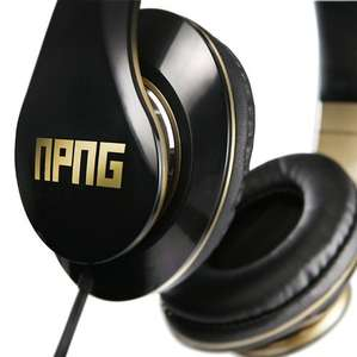 Veho NPNG On-Ear Wired Headphones £9.99 @ HMV