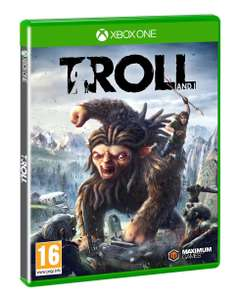 Troll And I (PS4 & Xbox One) £4.99 Delivered @ GAME