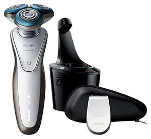 Philips S7710/26 Series 7000 Wet and Dry Men's Electric Shaver with SmartClean System and Precision Trimmer £115 @ Amazon
