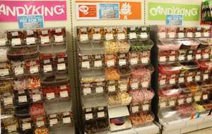 Half price pick and mix from Friday May 4th - Monday 7th bank holiday offer @ Wilko