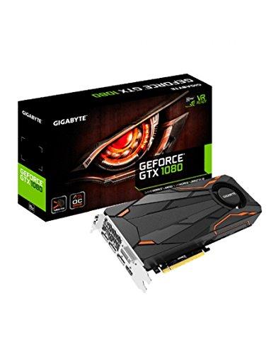 Gigabyte GeForce GTX 1080 Turbo OC £499.98 Amazon