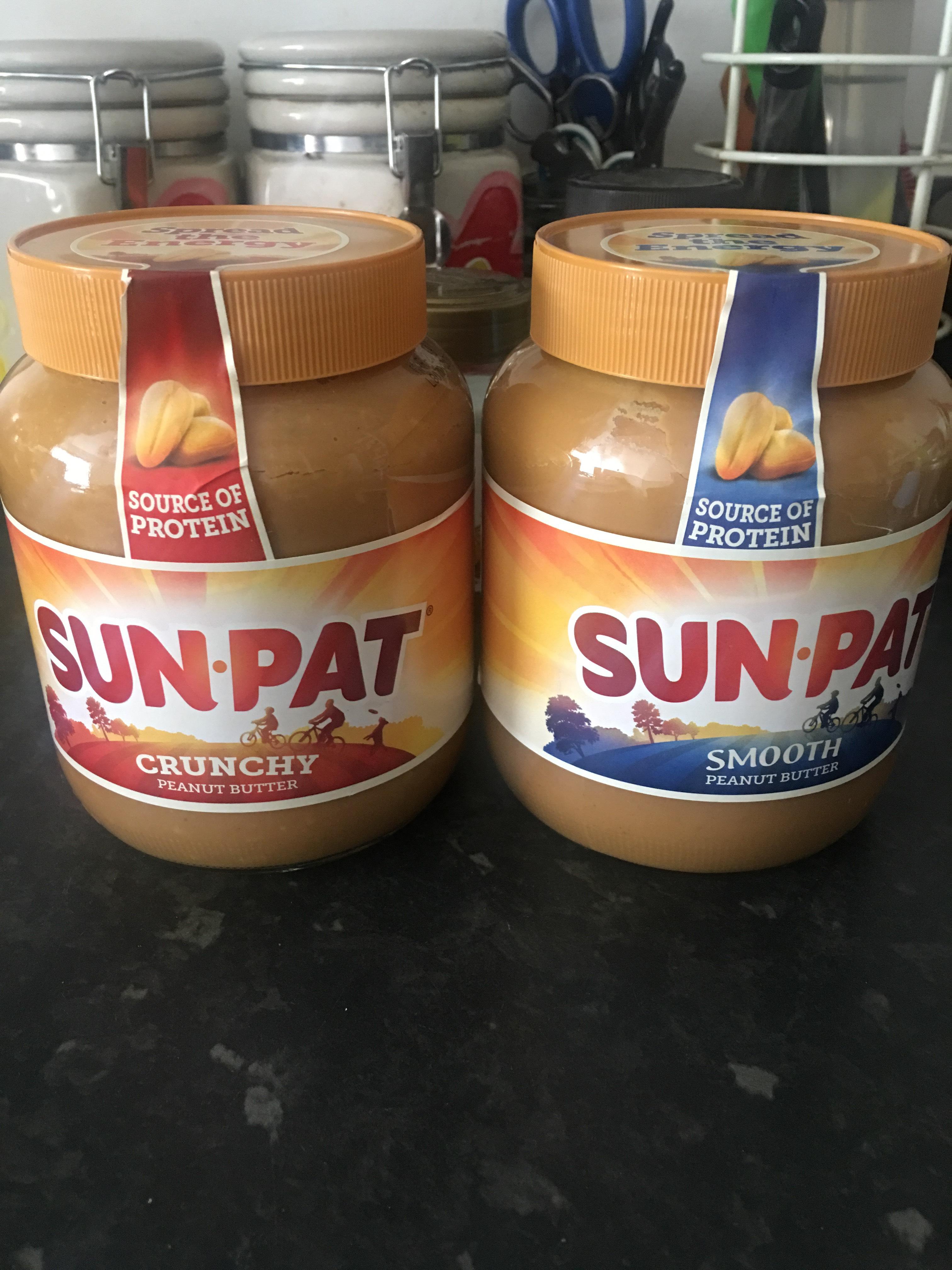 Sun Pat Peanut Butter 700g reduced £1 INSTORE Asda Burnden Park