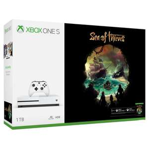 Xbox One S 1TB Console Sea of Thieves Bundle (Xbox One) £209.99 Delivered @ Base