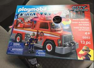 playmobil fire engine 5682 - £10 @ Tesco - Ryde