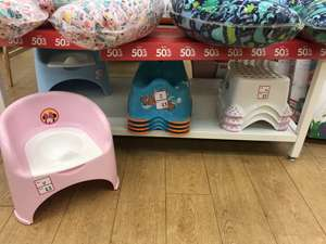 Mothercare Disney Potty Chair WAS £18 Now £3!