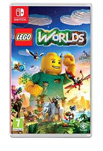 Lego worlds on switch £8.17 (after tax, requires £10.95 cad eshop credit purchase but you have $4.25 cad left over) Nintendo canadian eshop