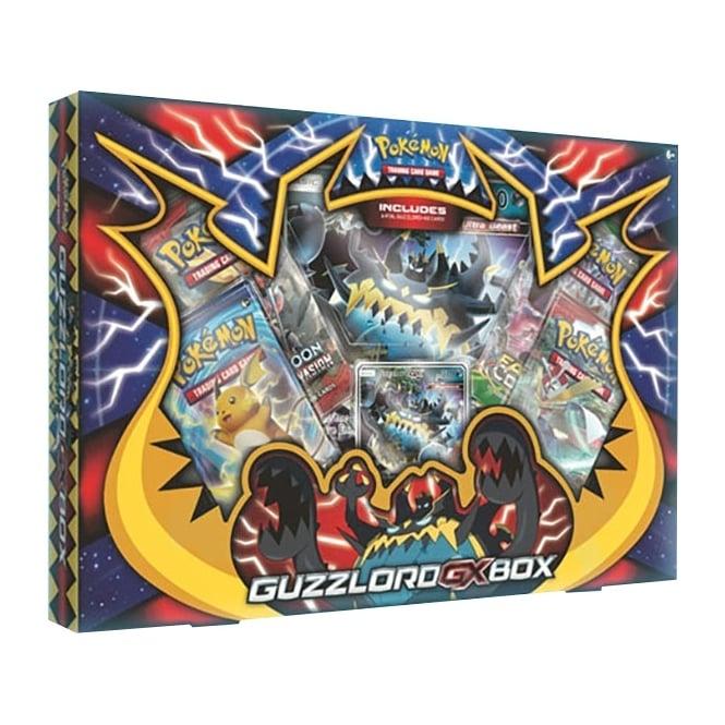 Pokemon Cards @ ASDA - Guzzlord GX Box (£6.49), Booster Packs (£2.97), more in desc.!