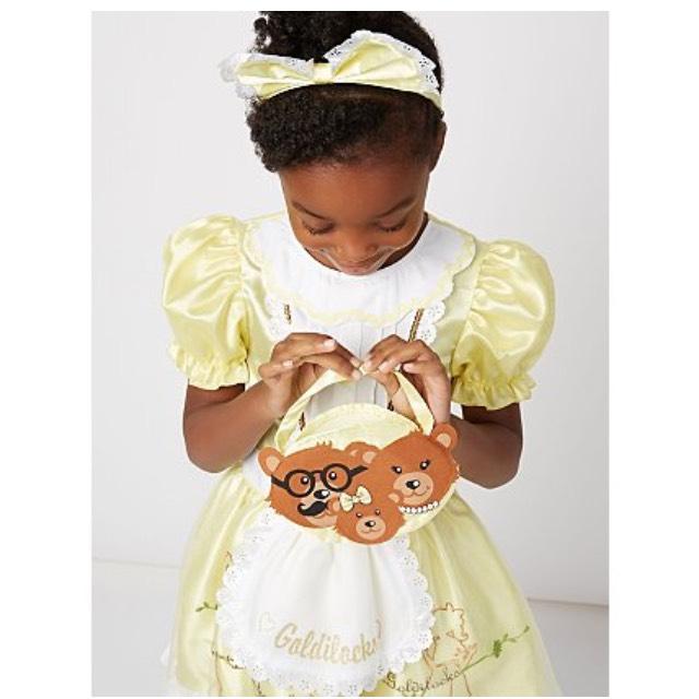 Goldilocks and the Three Bears Fancy Dress Costume £8 @ Asda