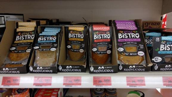 Baby food (Hipp, Ella's, Kiddylicious) reduced to £0.20 at Sainsbury's (West Ealing)